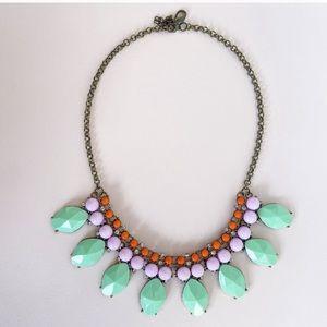 ModCloth Rare Mint Lavender Necklace
